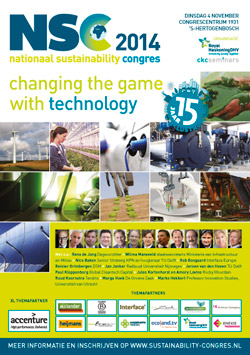 Download de folder van het 15e Nationaal Sustainability Congres!