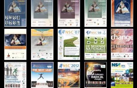 15 jaren Nationaal Sustainability Congres in beeld